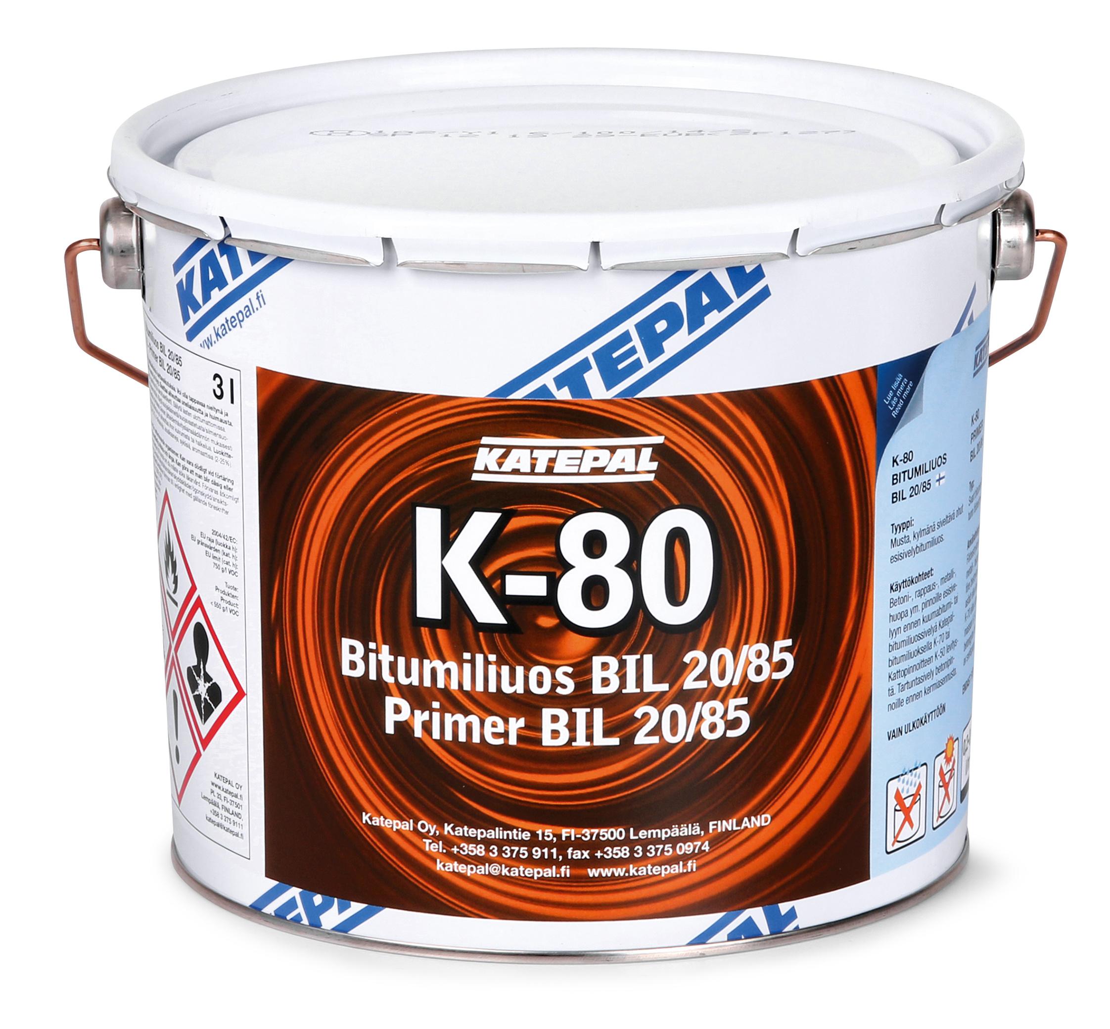 K-80 Bitumiliuos 0